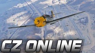 GTA 5 - Code Zero Online #1 - Airplane Dog Fights