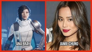 Characters and Voice Actors - Destiny 2