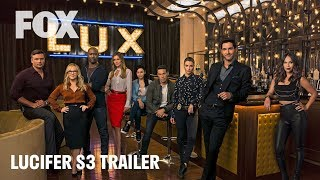 Season 3 Official Trailer | Lucifer | FOX TV UK