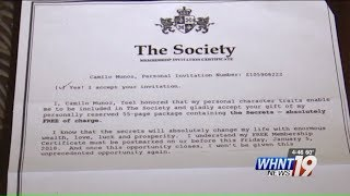 'Secret Society' Scam Promises Fortune And Insight, At A Cost