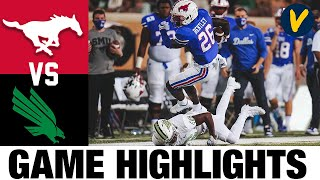 SMU vs North Texas Highlights | Week 3 College Football Highlights | 2020 College Football