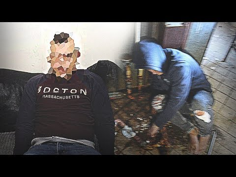WHAT HAPPENED BEFORE HE WAS BEATEN & CHAINED UP FOR OVER A DAY! THE INTERVIEW! NOT CLICKBAIT!