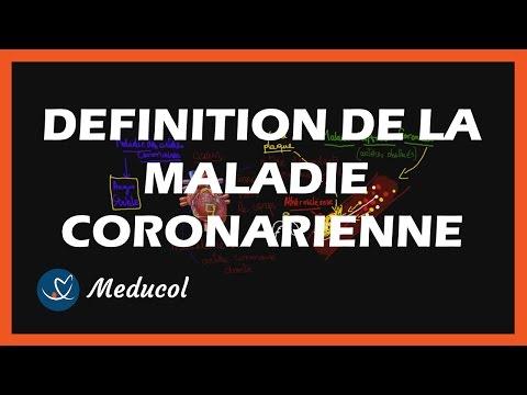 Définition Maladie Coronarienne : ischémie et maladie du cœur