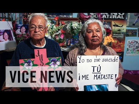 The Femicide Crisis in the State of Mexico (Full Length)