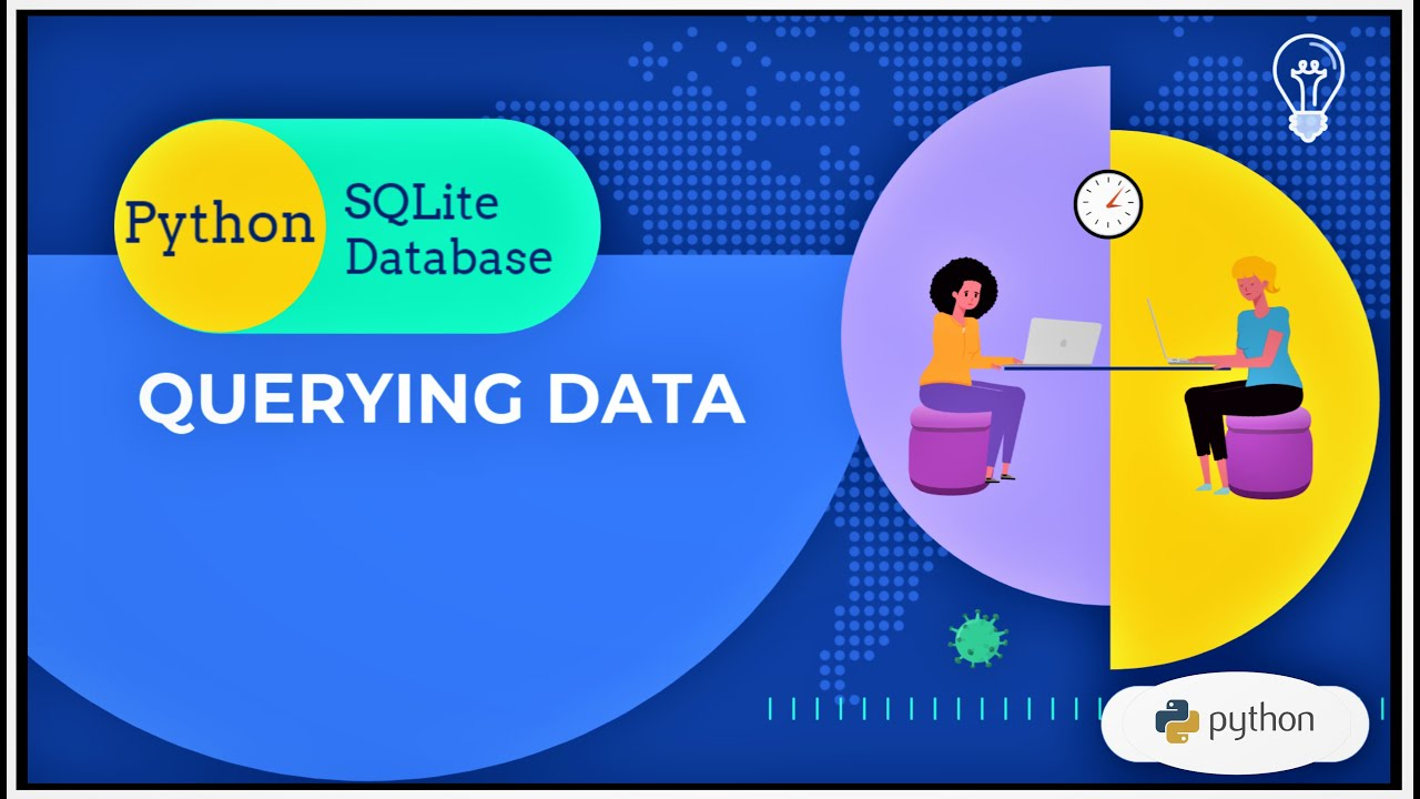 How to Use Select Query in SQLite Database Python | Python Built-In Database - V
