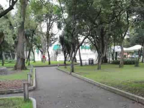 """La casa del lago """"Juan José Arreola"""" UNAM"""