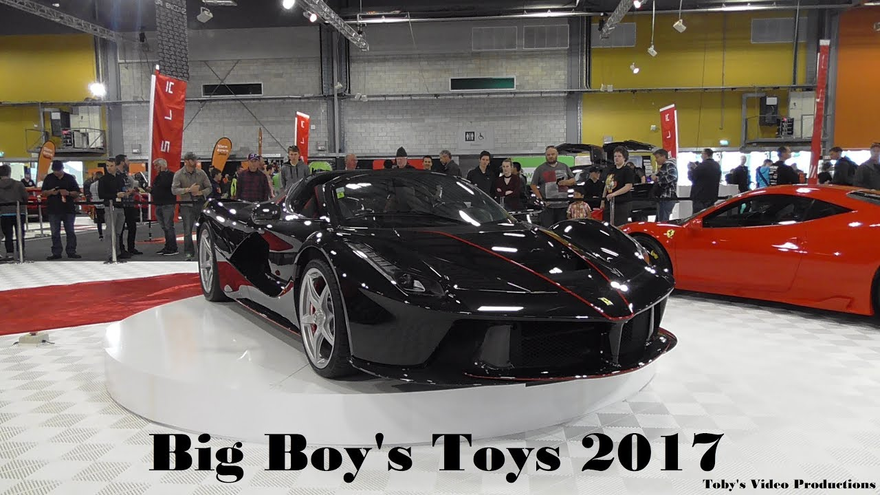 Big Boys Toys Top New Car Release Date