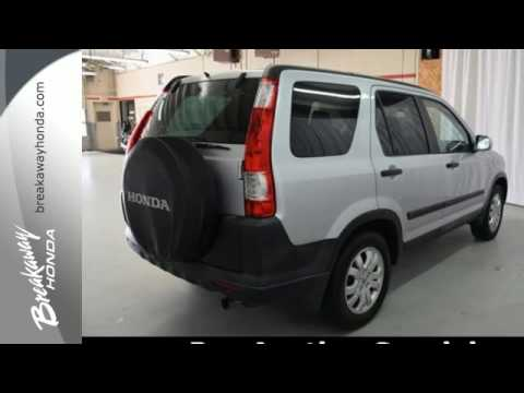 Used 2005 Honda CR V Greenville SC Easley, SC #N161693B   SOLD. Breakaway  Honda