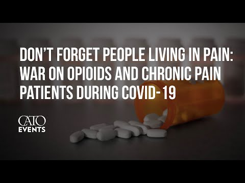Patients With Chronic Discomfort Feel Caught Within An Opioid-Prescribing Debate