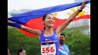 Mary Joy Tabal wins PH's First Gold Medal in SEA Games 2017