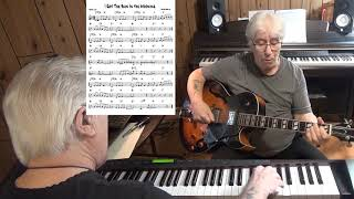 I Got The Sun In the Morning - Jazz guitar & piano cover ( Irving Berlin )