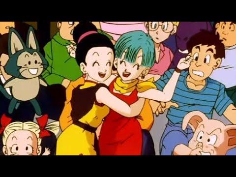 SÓ QUER VRAU - Bulma E Chichi  / Versão Dragon Ball