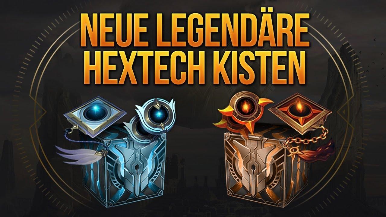 league of legends kisten
