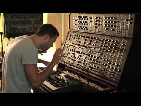 Artists & ARTURIA #25 - Anthony Gonzalez (M83) meets Microbrute