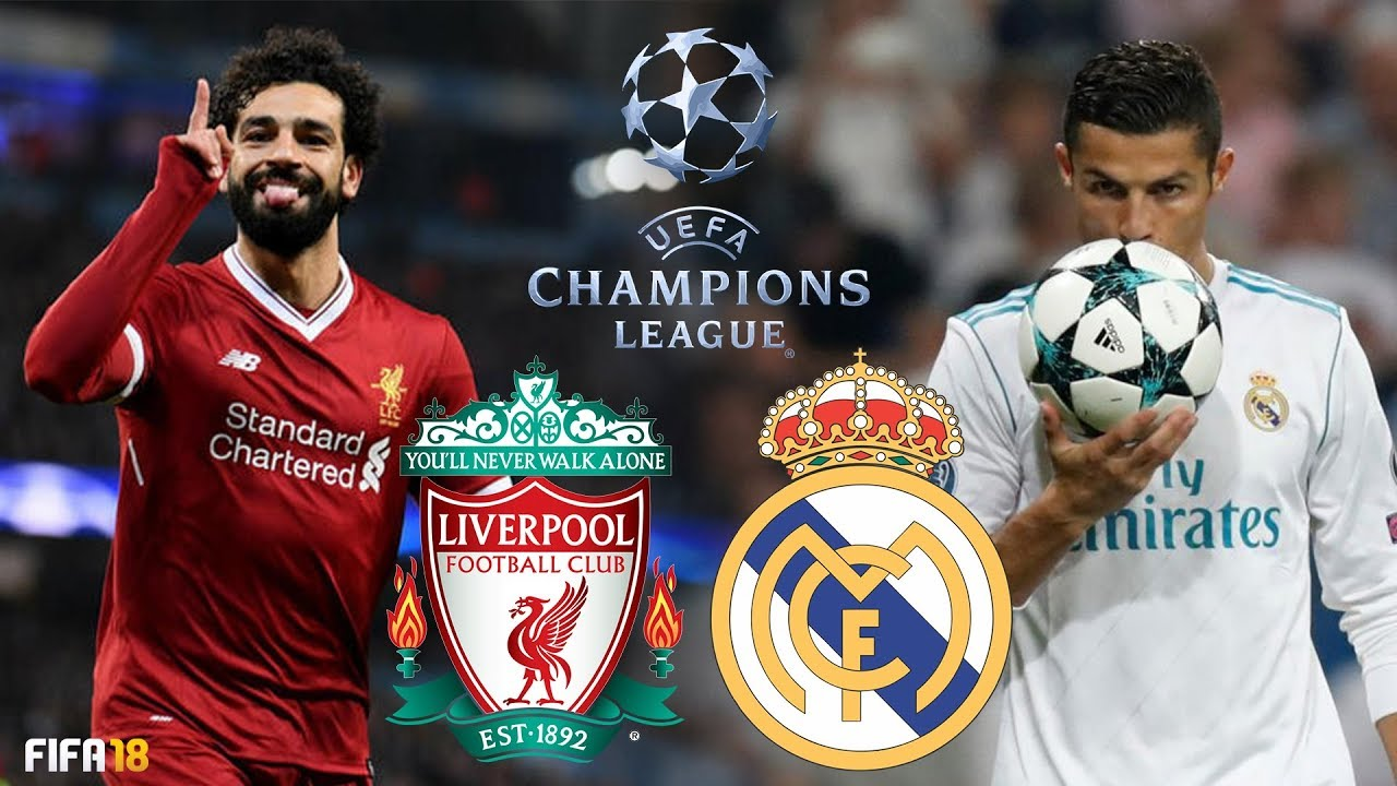 Liverpool vs Real Madrid | UEFA Champions League Final ...