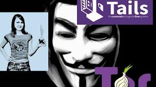 Navegar seguro y anonimo en la Deep Web [Tutorial] Tails os
