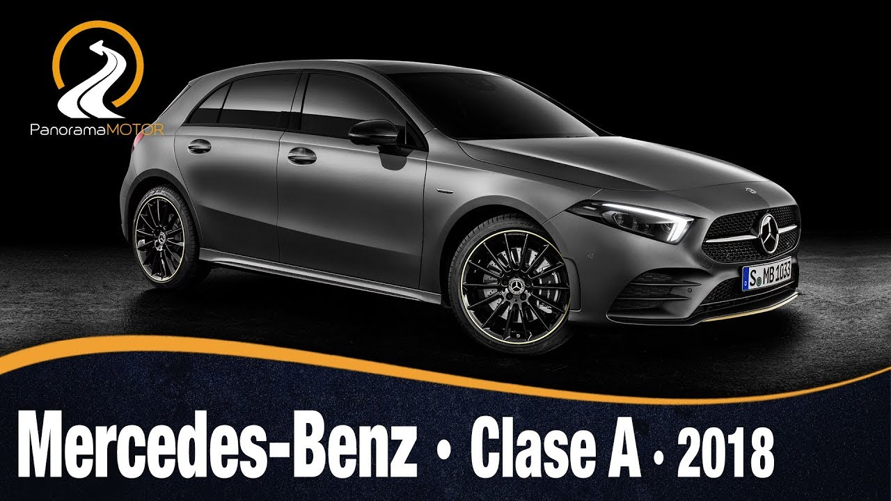 Mercedes benz clase a 2018 prueba test an lisis for Mercedes benz clase a 2018