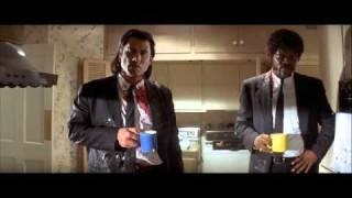 Pulp Fiction (ITA) - Deposito Di Neri Morti?
