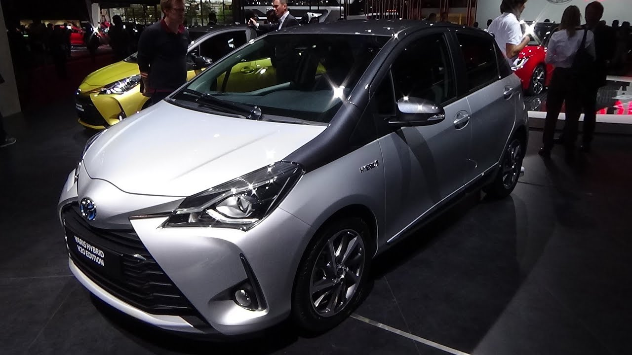 2019 Toyota Yaris Hybrid Y20 Exterior And Interior Paris Auto