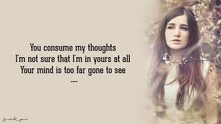 Irrelevant - Lauren Aquilina (Lyrics)