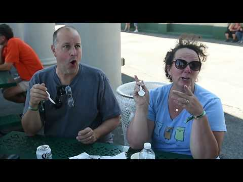 Try beer ice cream at Syracuse Nationals, NYS Fair (video)