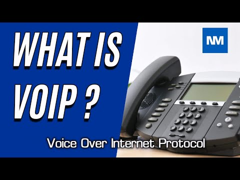 What Is VoIP And How It Works?  [Voice Over Internet Protocol]