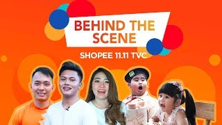 Behind The Scene TVC Shopee 11.11 Big Sale