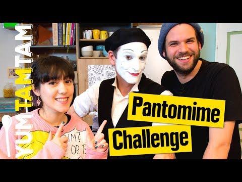 Pantomime Challenge 6 // Kartoffeln oder Äpfel? // #yumtamtam