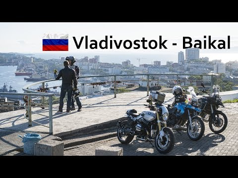 2wheeled Adventures in Russia - Part 2 - Vladivostok to Baikal