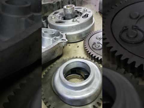 honda qa50 second gear slip fix