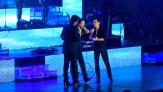 Gigant3s : Marc Anthony : El Buki : Chayanne : Dimelo : Don