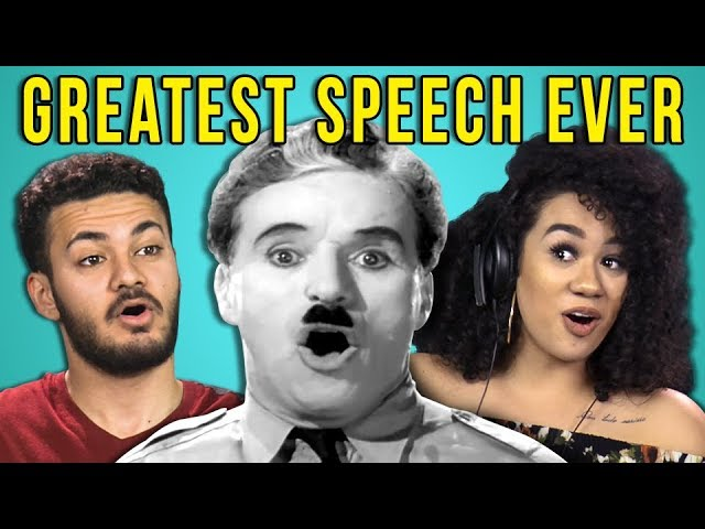 college-kids-react-to-the-greatest-speech-ever-made-the-great-dictator
