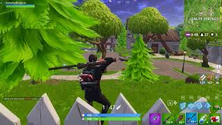 Fortnite GamePlay #1 Bad Af