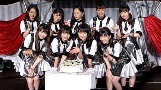 9人組アイドルグループのつばきファクトリーが、「ライブツアー2019 春...