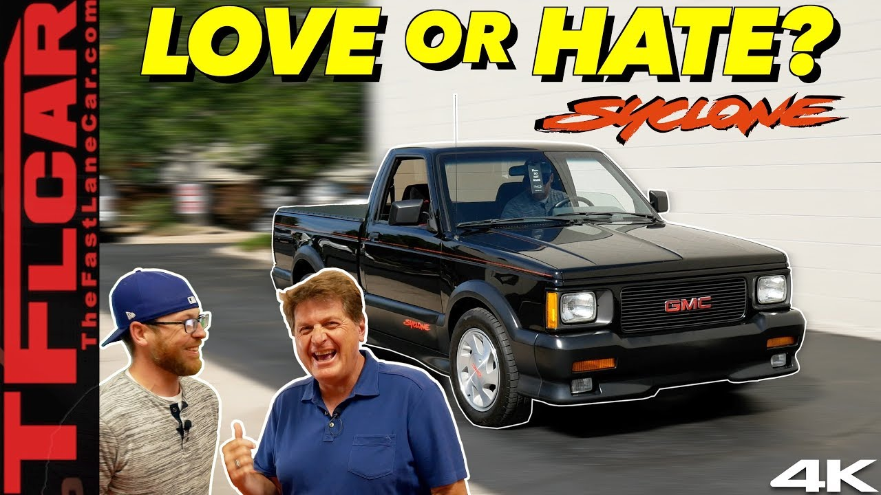 GMC Syclone: The Fastest Truck or Car with a Bed GM Has Ever