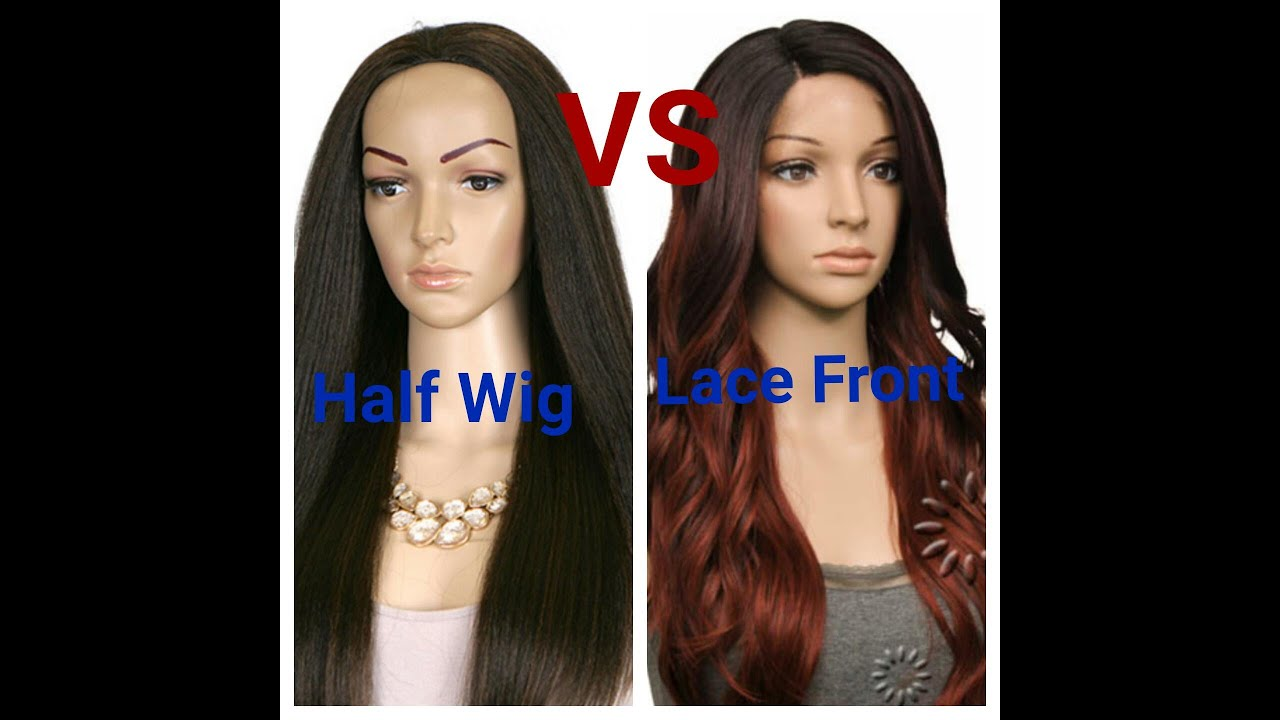 Half wig or Lace wig...Which is best  - YouTube 307e7d43e