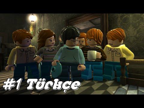 LEGO Harry Potter Years 5-7 - Zümrüdüanka Yoldaşlığı - Part 1 - Türkçe Oynanış