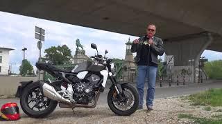 Honda CB1000R 2018 - Zonkos Sicht