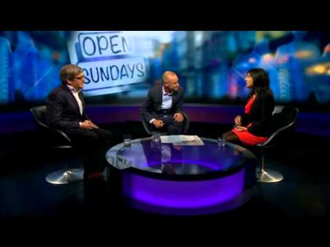 BBC Newsnight: Phillip Blond on the introduction of Sunday trading laws