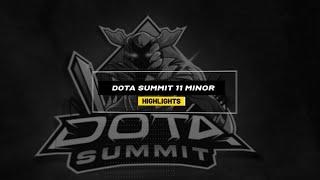 Dota 2 Summit 11 | Full Highlights