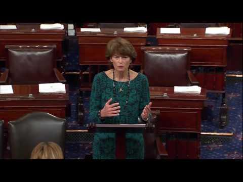 Senator Murkowski Speaks on Supreme Court Nominee Neil Gorsuch