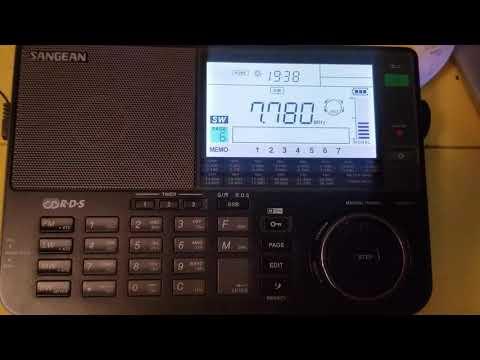 Radio Slovakia 7.780 on shortwave
