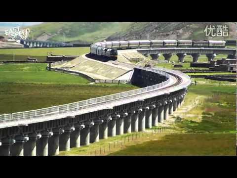 RailHD production: Qinghai-Tibet railway 青藏铁路