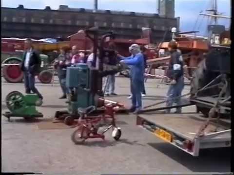 Transportfestival Mullerpier Rotterdam mei 1994