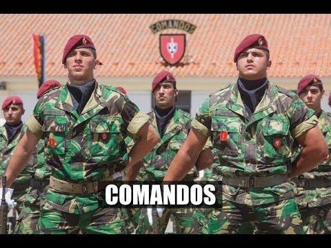 Homenagem aos Comandos (Exército Português)