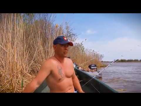 Рыбалка в Астрахани #6. Турбаза Лариса