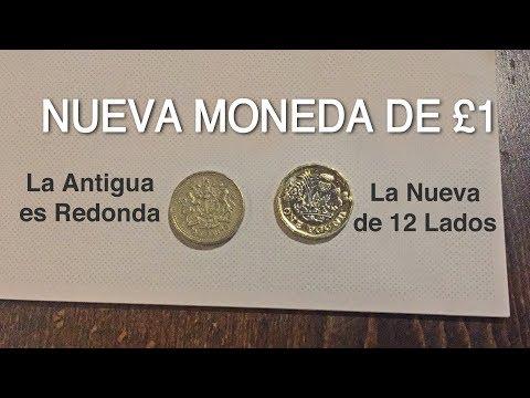 En Londres - Cambio De Moneda - Nueva Libra