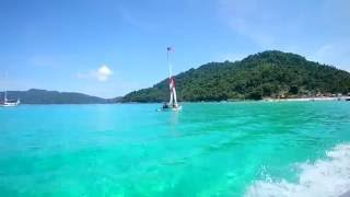 Perhentian Island - Getaway to a beautiful paradise // Eken H9R Action Cam