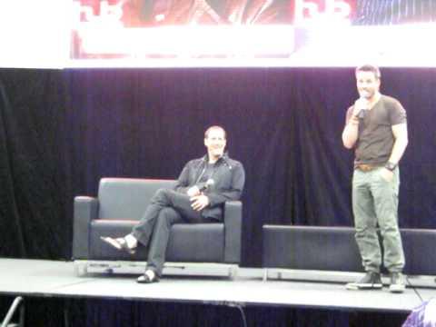 Christopher Heyerdahl & Ryan Robbins talk Sanctuary Armageddon 2011