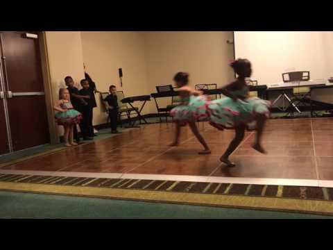 Elite Scholars STEAM Academy Pre-K, K and 1st Grade Jazz Dance